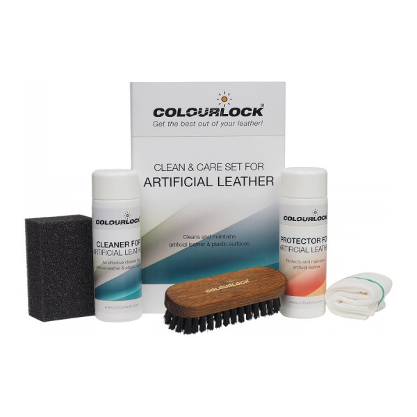 Artificial Leather Care Kit