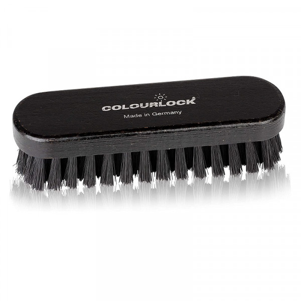 Black Leather Cleaning Brush