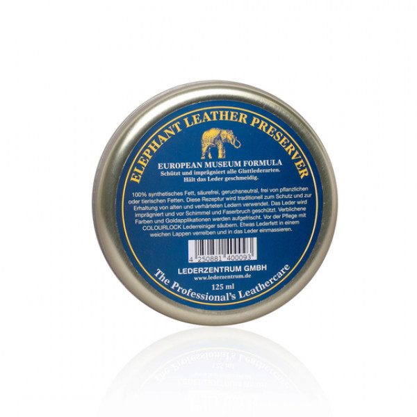 Elephant Leather Preserver 125ml