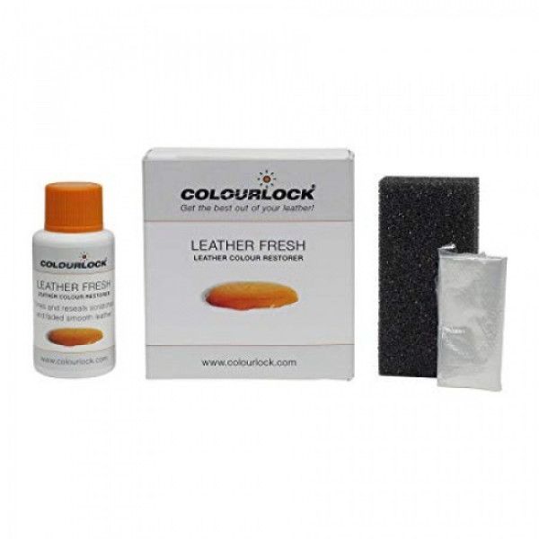 Leather Fresh Set 30 ml (Crna boja)