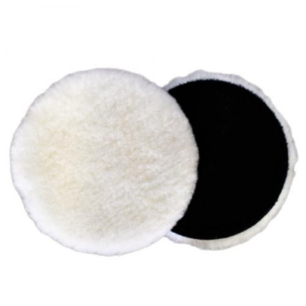 Lambswool Polishing Pad 150mm