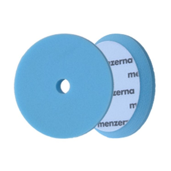 Premium Wax Pad Blue 125mm