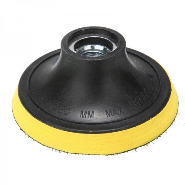 Rotary Polisher Backing Plate