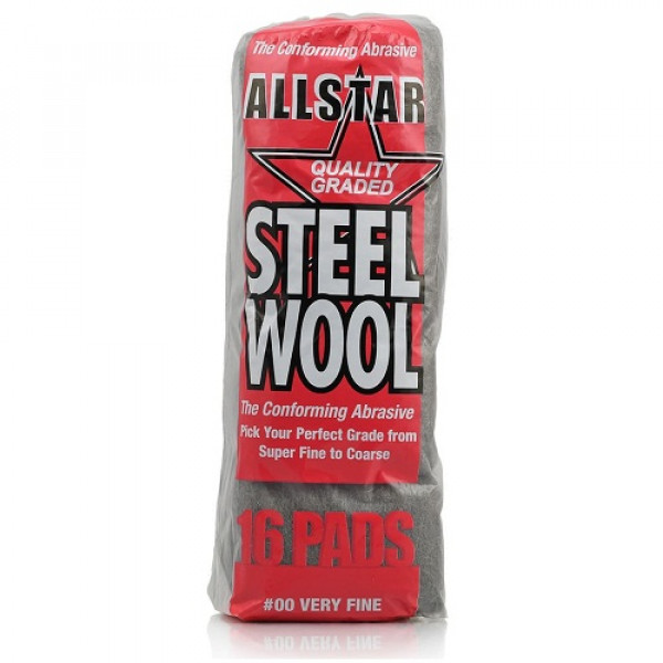 Steel Wool Allstar Very Fine #00
