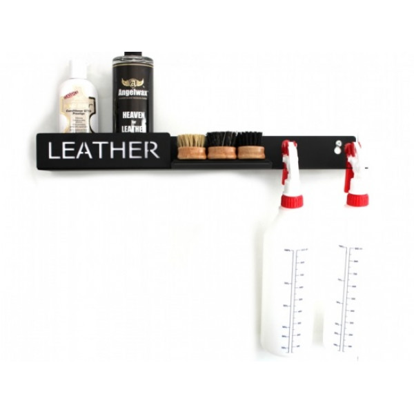 Držač za proizvode za kožu