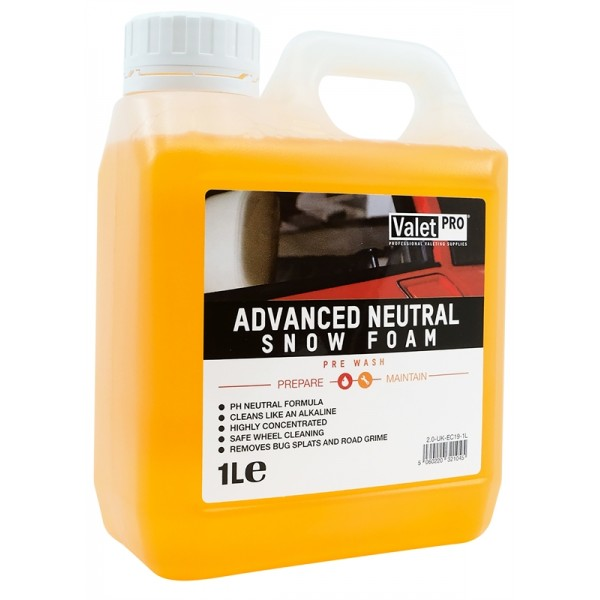 Advanced Neutral Snow Foam
