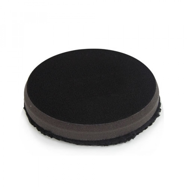 Black Optics Microfiber Polishing Pad Black
