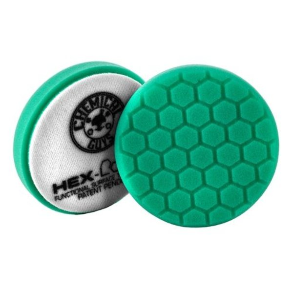 Hex-Logic Green Heavy Polishing Pad
