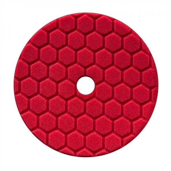 Hex-Logic Quantum Red Finesse Finishing Pad