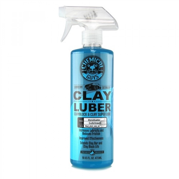 Luber Synthetic Lubricant and Detailer
