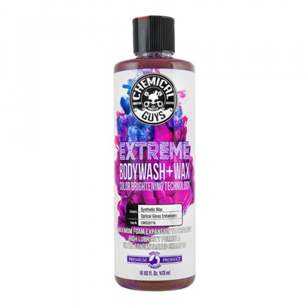 Extreme Body Wash & Wax Soap