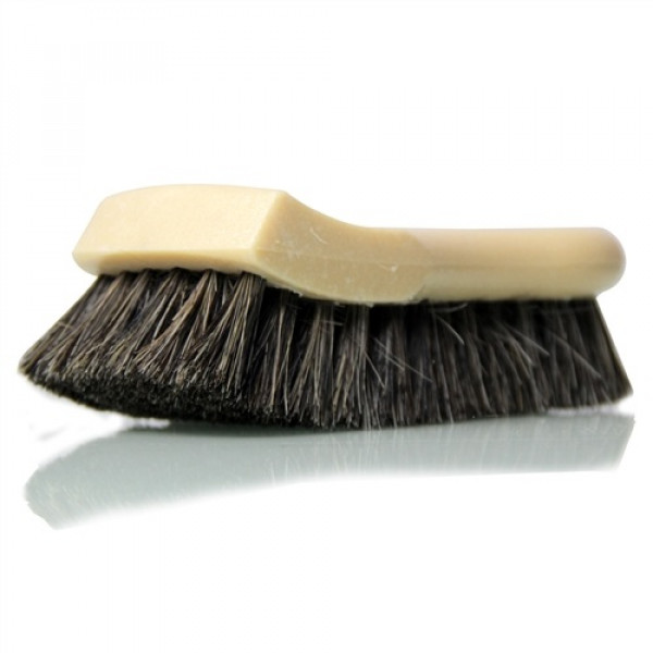 Long Bristle Horse Hair Cleaning Brush