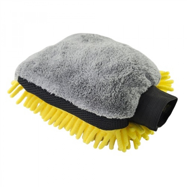 Three Way Premium Wash Mitt