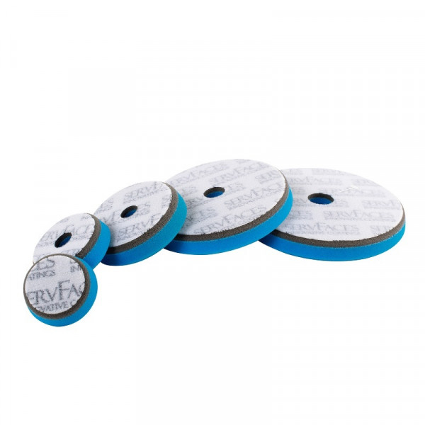 Polishing Sponge V3 (Grey/Blue Medium, Open-Cell)