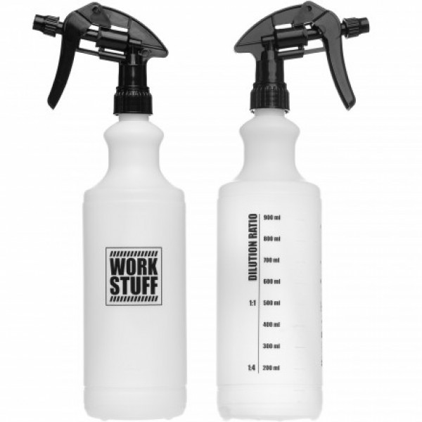 Work Bottle 1L + Trigger